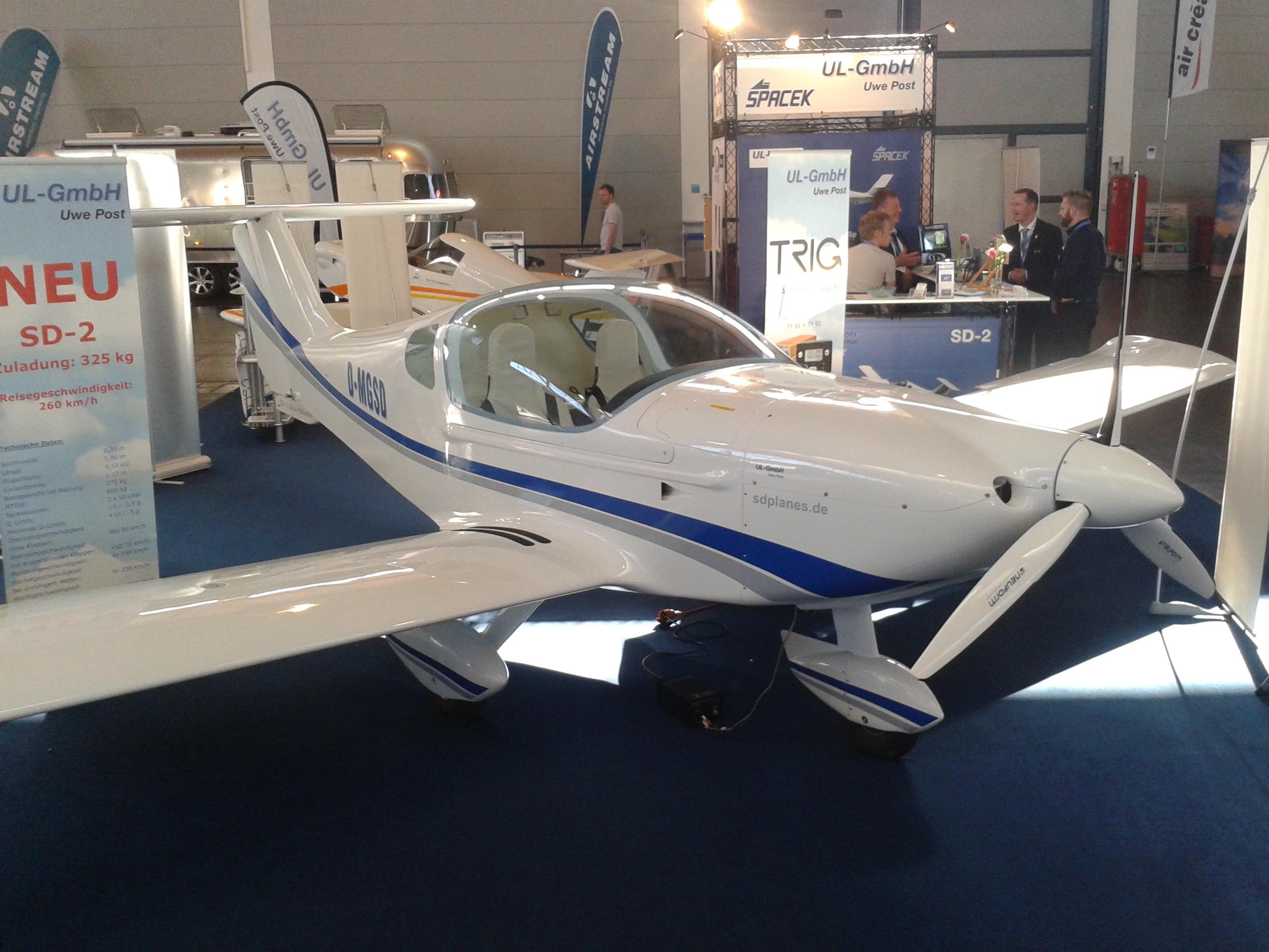 SD-2 AERO Expo 2018